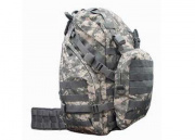 * Discontinued * Condor/OE TECH Spec Ops. Assault Backpack  (ACU)