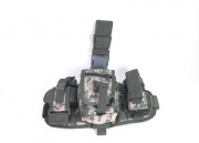 * Discontinued * Condor/OE TECH Tactical Utility Leg Platform (ACU)