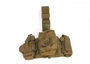 Condor Outdoor Tactical Utility Leg Platform ( Tan )