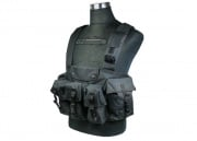 Condor Outdoor Commando Chest Rig ( Black )