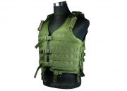 J-Tech S.B.V. Modular Flotation Tactical Vest (OD)