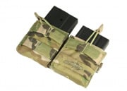 Condor Outdoor MOLLE Dual Open Top M14 Magazine Pouch (Multicam)