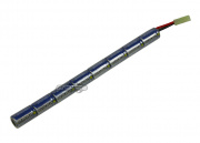 Intellect 9.6v 1400mAh NiMH Stick Battery