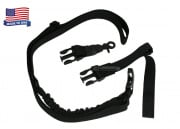 Condor/OE TECH Single Bungee Sling Set (BLK)