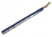 Intellect 9.6v 1600mAh NiMH Stick Battery