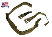 Condor Outdoor Single Bungee Sling Set (Tan)