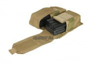 Condor Outdoot Double M4 Magazine Molle Pouch (Tan)