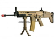 (Discontinued) G&G Full Metal G-MK16 L Airsoft Gun (TAN)
