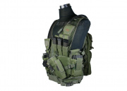 Tactical Crossdraw Vest (OD)