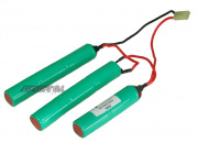 (Discontinued) PHX 9.6v 3300mAh NiMH Crane Stock Battery
