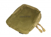 * Discontinued * Condor Outdoor Mesh Pouch (Tan)