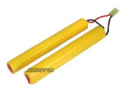 LJ 9.6v 1500mAh NiCd Custom EBR/M14 RIS Battery