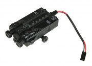 King Arms 10.8v 1400mAh NiMh DBAL-I Box Battery