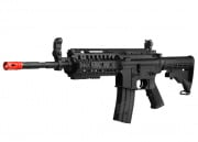 JG F6613 SR16 RIS M4 Carbine AEG Airsoft Gun Enhanced Version (Black)