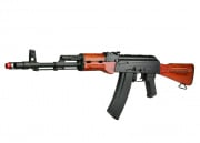 (Discontinued) Armory USA Full Metal/Wood AK74 AEG Airsoft Gun