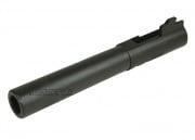 Guarder One Piece Outer Barrel for Hi Capa 5.1 (Black)