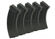 King Arms 110rd AK47 Mid Capacity AEG Magazine (5 Pack)