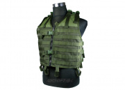 (Discontinued) HSS Tactical Molle  Vest (OD)