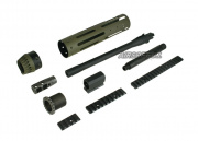 Madbull JP Rifle Conversion Kit OD (MED)