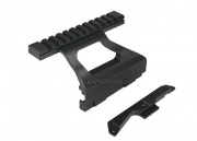 ICS AK Side Rail Mount