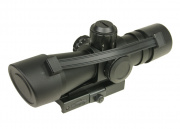 NcSTAR 1.25-4x32 Red / Green Scope ( Mil Dot & Quick Release )
