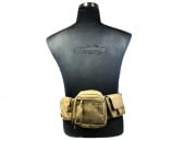 Condor/OE TECH Tactical Fanny Pack (TAN)