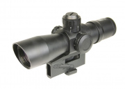 NcSTAR 4x32 Red/Green Mil Dot QD/Carry handle Mount Scope