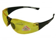 P Force Shooting Glasses ( Yellow )