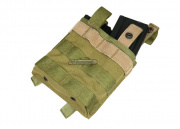 (Discontinued) HSS Open Top Pouch for 5.56 Magazines (Tan)