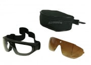 P Force Goggles Set ( Amber )