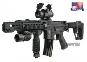 Airsoft GI Zombie Hunter Advanced Airsoft Gun