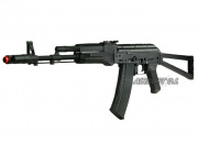 D Boy RK-02 AK-74S Rifle AEG Airsoft Gun (Black)