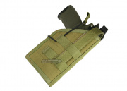 (Discontinued) HSS MOLLE Holster (TAN)