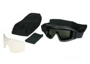 Revision Desert Locust Goggle Asian Fit Essential Kit (Black)