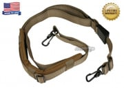 Specter M-249 Squad Automatic Weapon Sling ( SAW ) ( COY Brown )