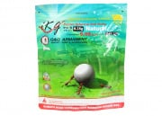 G&G Biodegradable .28g 1kg. 3500 ct. BBs (White)