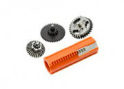 Element 300% Torque Flat Gear Set w/ Piston