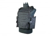 Condor / OE TECH Plate Carrier ( BLK / Tactical Vest )