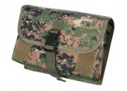 UTG Molle Gas Mask Bag (Woodland Digital)