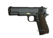 WE 1911A1  Government Pistol GBB Airsoft Gun (Black)