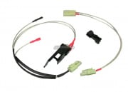 Echo 1 Low Resistance AEG Switch & Wire Assembly for Version 3 (Back)