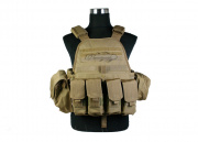 Condor Outdoor Plate Carrier Combat Set (Tan) ONLINE ONLY
