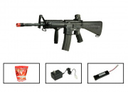 G&G GR-16 R4 SPC AEG Airsoft Gun (Battery/BBs/Charger Package/Original Plastic Series)