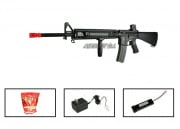 (Discontinued) G&G Full Metal GR-16 R5 Airsoft Gun (Battery/BBs/Charger Package/M16-A4 RIS)