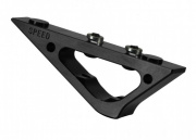 Speed Airsoft KeyMod Blade Foregrip (Black)