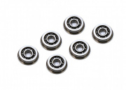 SHS Steel 8mm Bearing Set (Silver)