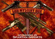 GBB Mystery Box Rewind feat. Tigercat Custom Airsoft Gun Sponsored by Spartan Imports