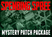 Spending Spree Mystery Patch Package feat. $1000 Airsoft GI Gift Certificate (USPS Shippable)