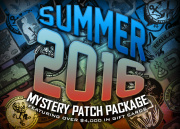 Summer 2016 Mystery Patch Package Feat. $1000 Gift Card