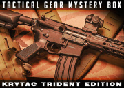 Tactical Gear Mystery Box Feat. Krytac Trident CRB